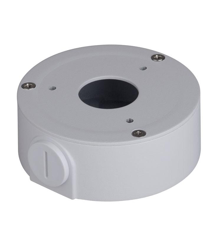 TURM Anschlussbox für kleine Bullet Kameras zur Wand- und Deckenmontage
