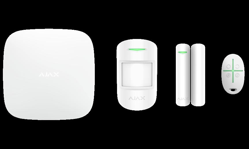 AJAX StarterKit Weiß (HAN 7564)