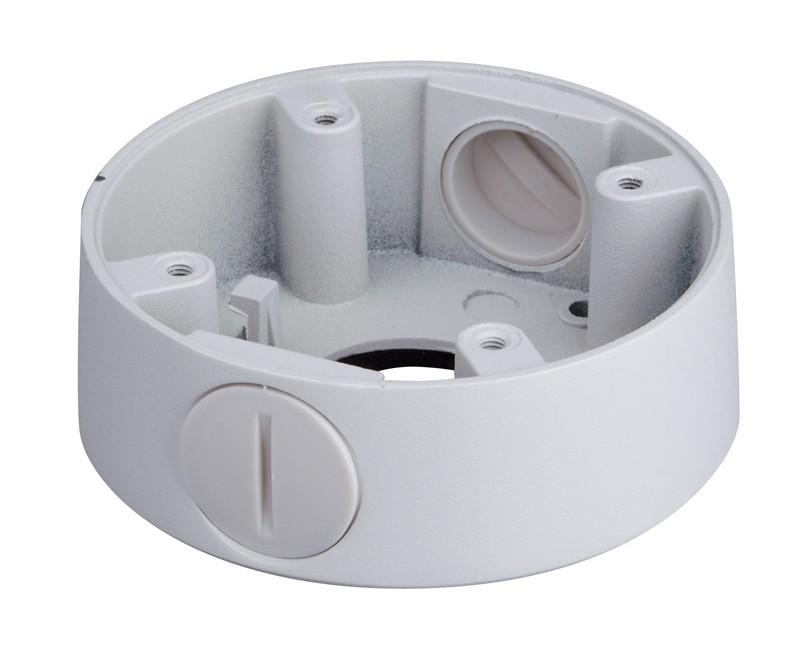 TURM Anschlussbox für kleine Dome Kameras zur Wand- und Deckenmontage