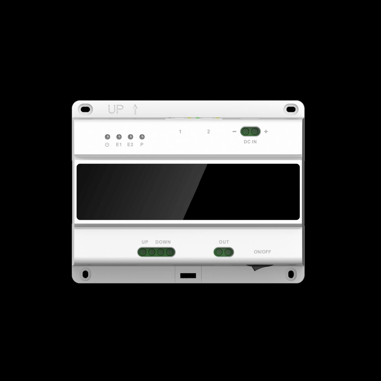 TURM IP Video Türsprechanlage 2-Draht IP Modul für Netzwerkverbindung