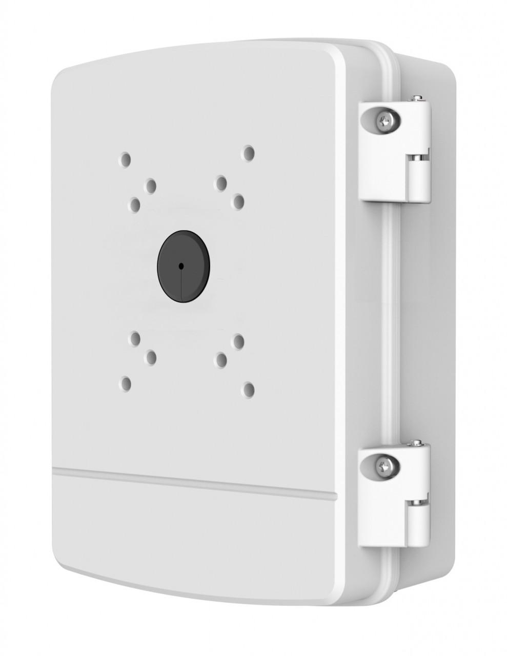 TURM witterungsfeste Box für 24V Netzteil und PTZ Kamera Montage, Belstbarkeit bis 8 kg