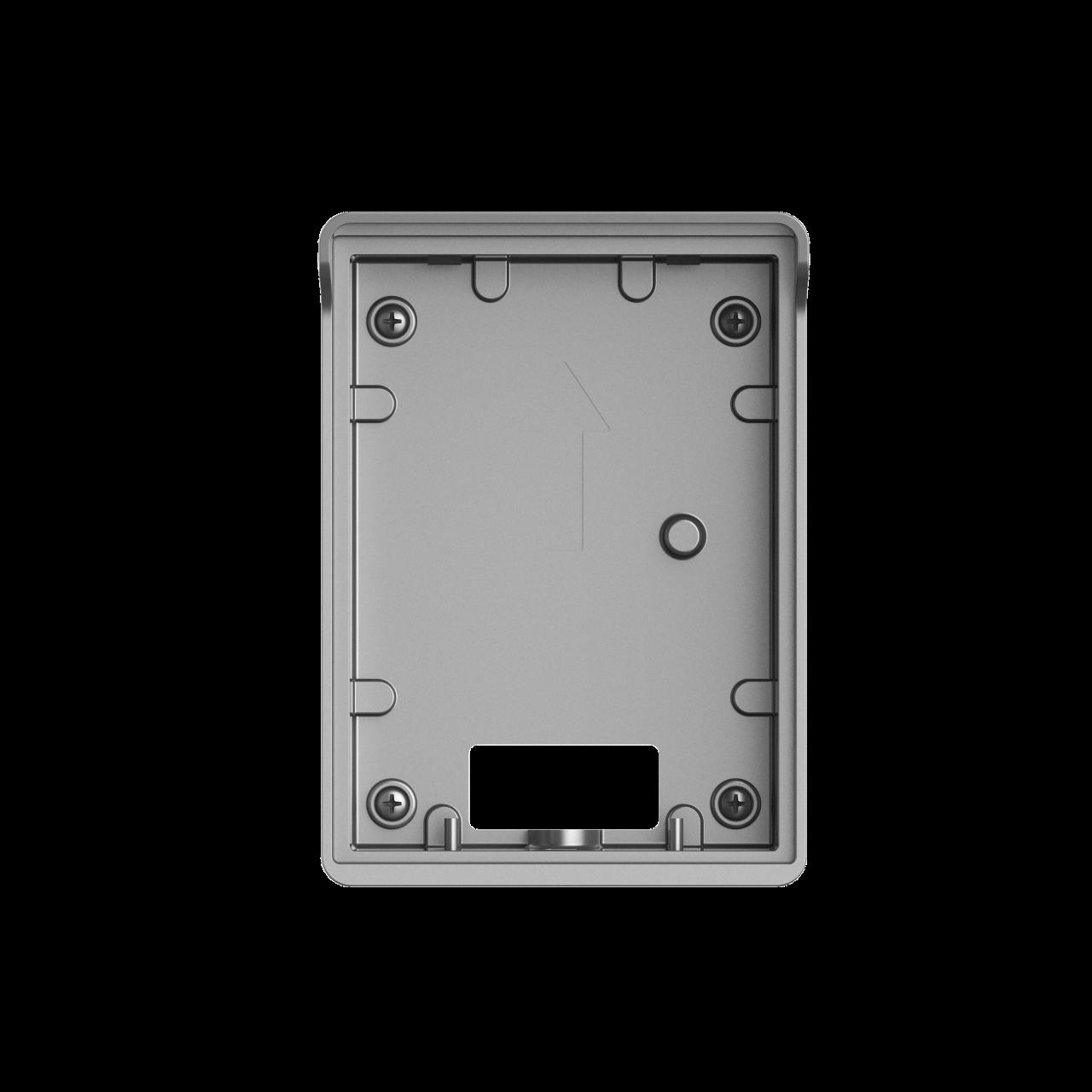 TURM IP Video Türsprechanlage Aufputz-Regenschutz für Außenstation PoE oder 2-Draht für EFH