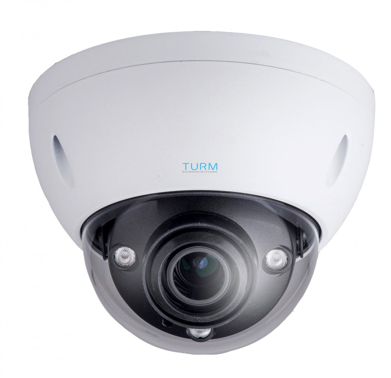 TURM IP Ultra 2 MP Dome Kamera, H.265, WDR, Micro SD bis 128GB, intelligente Videoanalyse: Gesichtse