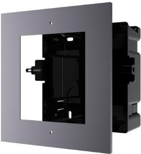 Hikvision Türsprechanlage Unterputzrahmen für 1 Modul