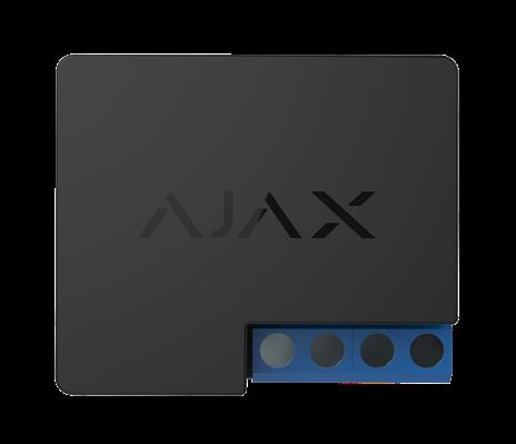 AJAX Relais - schwarz