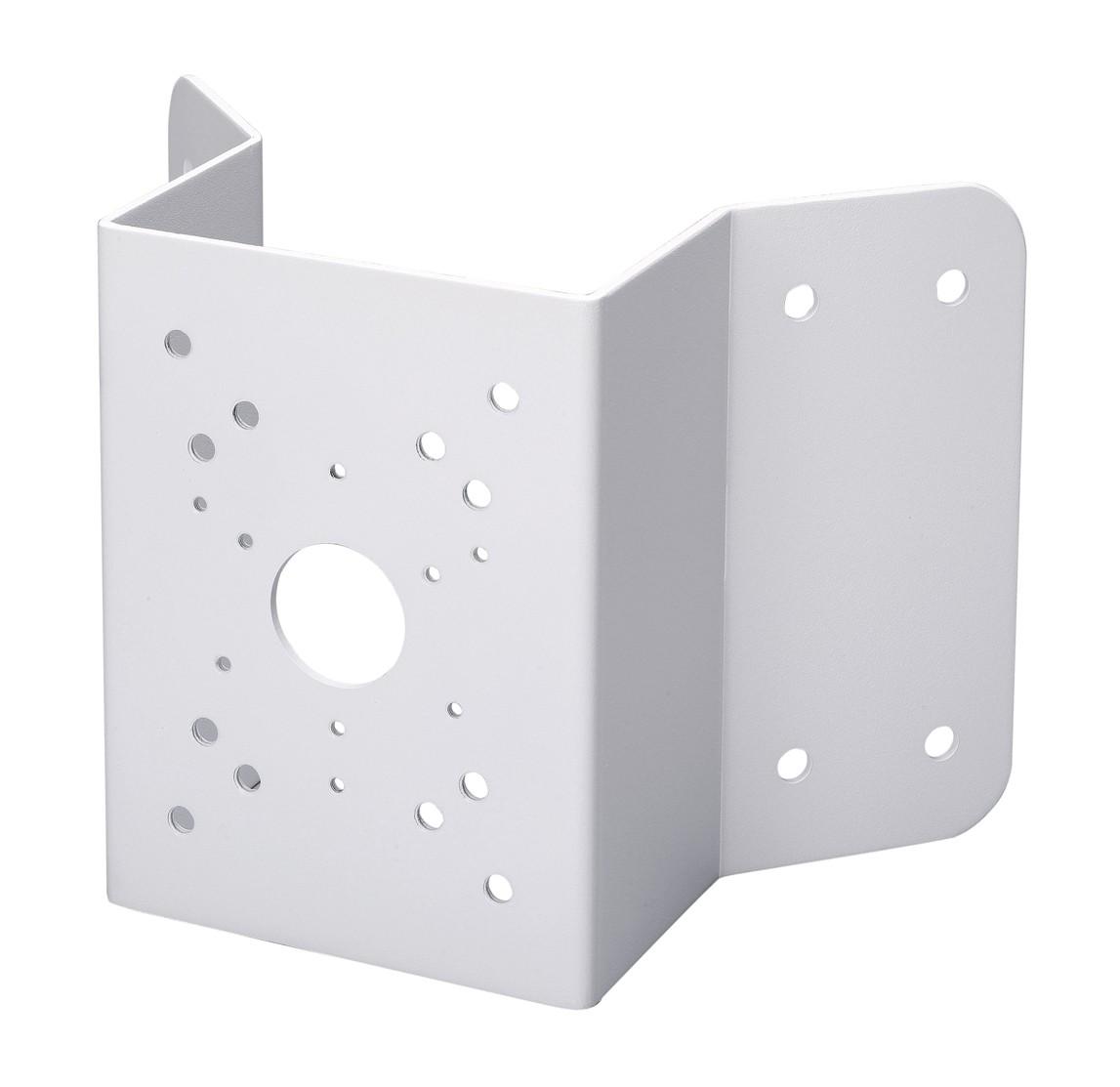TURM Eckhalterung für Überwachungskameras an Außenfassaden, Belastbarkeit bis 10 kg