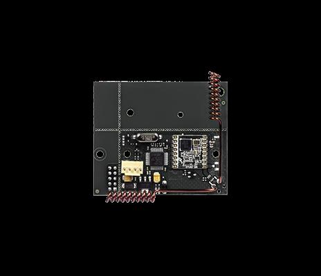 AJAX uartBridge, Integration von drahtlosen und Smarthome Systemen