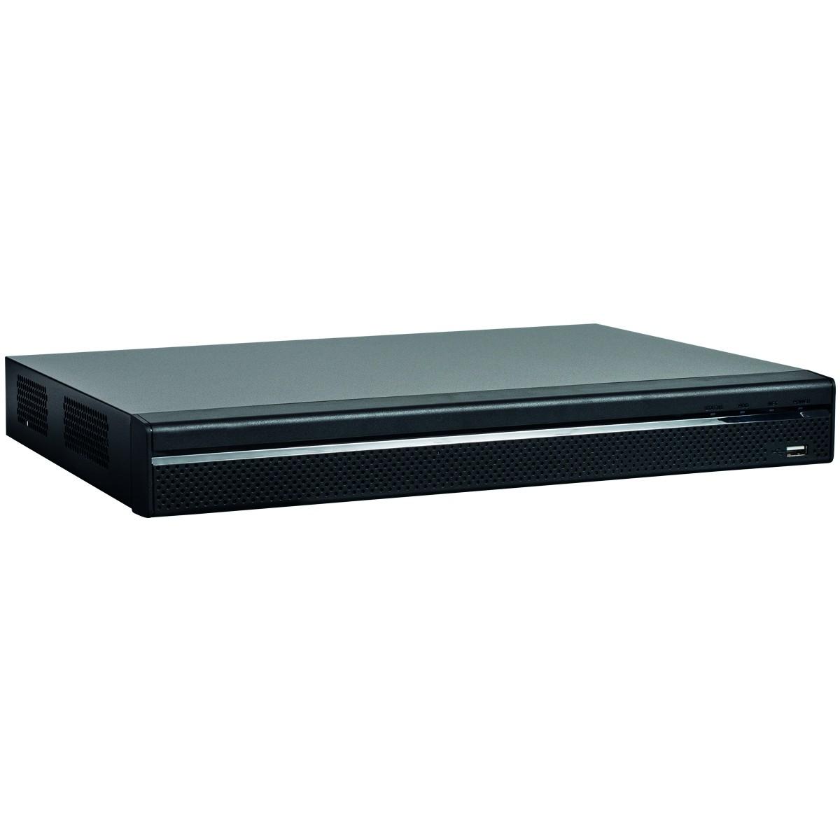 TURM Professional HDCVI 32 Kanal XVR ProAI Rekorder 5 MP, Penta-brid HDCVI/AHD/TVI/CVBS/IP, 2xSATA j