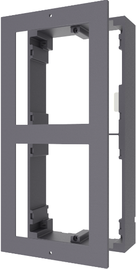 Hikvison Türsprechanlage Aufputzrahmen für 2 Module