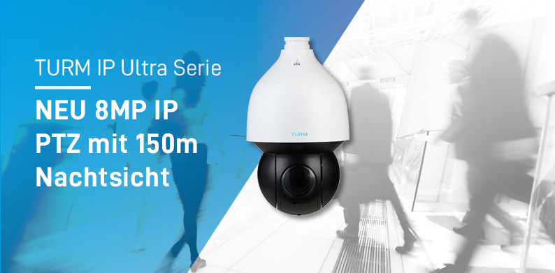 TURM_Sicherheitstechnik_IPPTZ_Kamera
