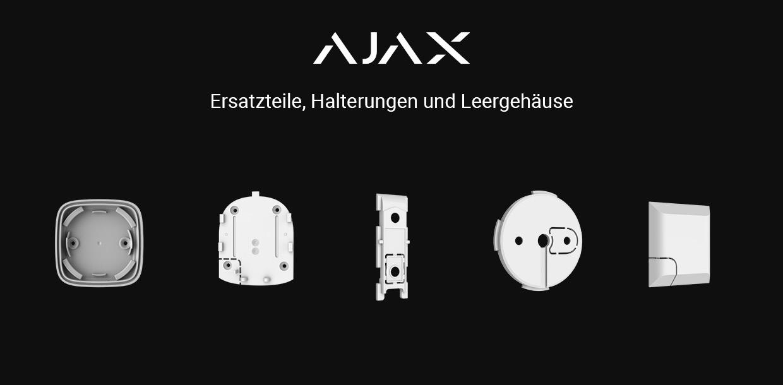 AJAX_ALARM_ersatzteile_leergehaeuse_halterungen_turm_sicherheitstechnik