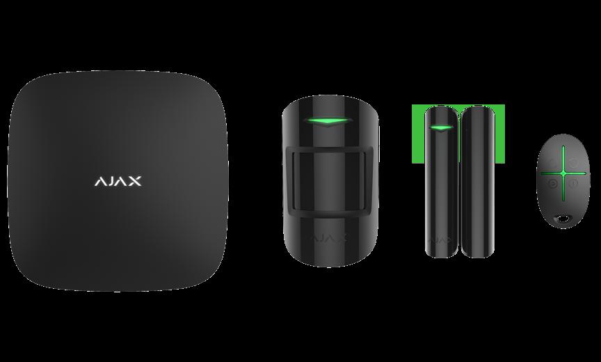 AJAX StarterKit Plus Schwarz (HAN 13538)