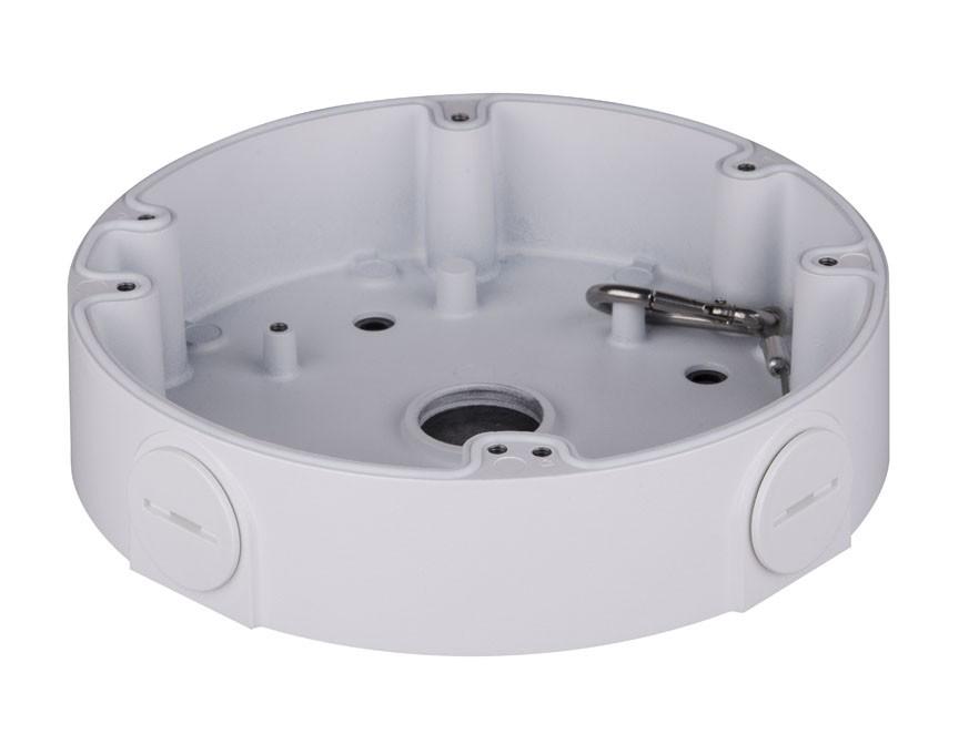 TURM Anschlussbox für große Dome Kameras zur Wand- und Deckenmontage