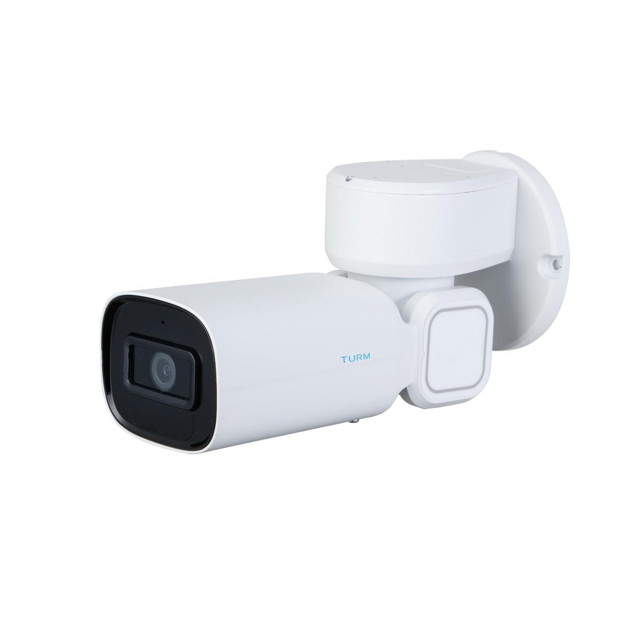 TURM IP Professional 2 MP Starlight Bullet PTZ Kamera mit 20 m Nachtsicht und 3x Zoom, 2.7mm–8.1mm M