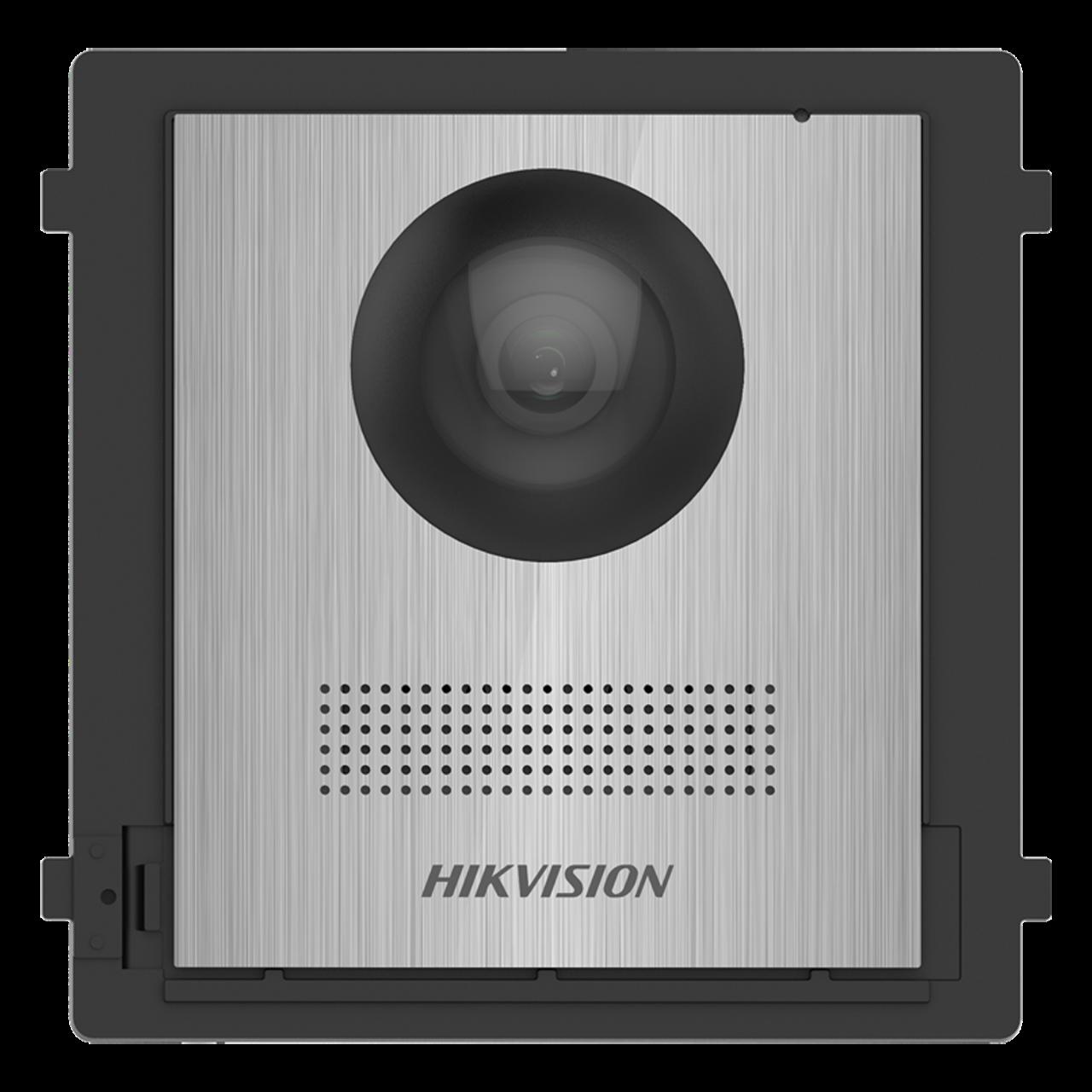 Hikvision Türsprechanlage 2MP Fish-Eye 180° Kamera Modul ohne Klingeltaster, Nachtsicht für die Auss