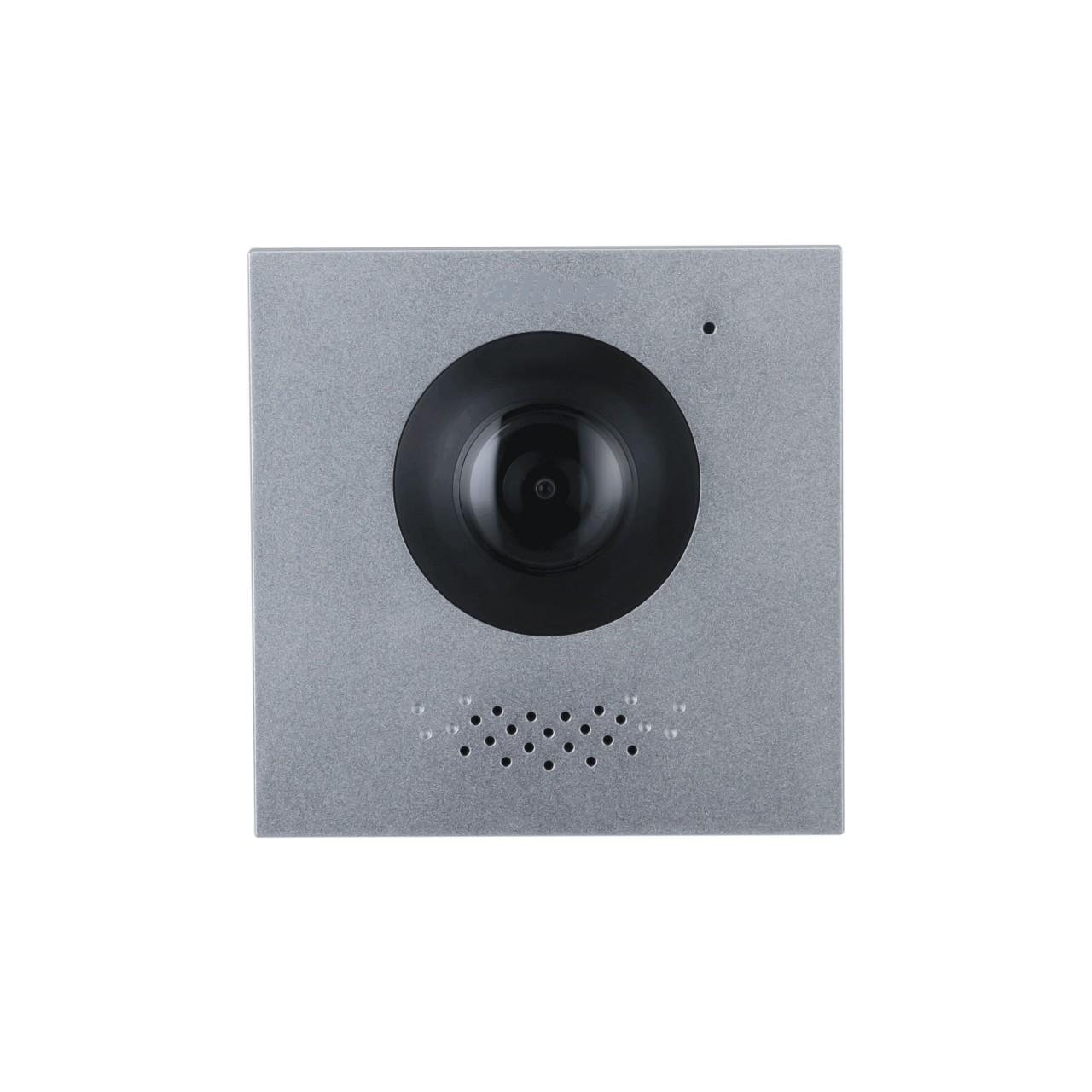 TURM IP Video Türsprechanlage, 2-Draht und PoE Hauptmodul mit 2 MP Kamera und 160° Blickwinkel
