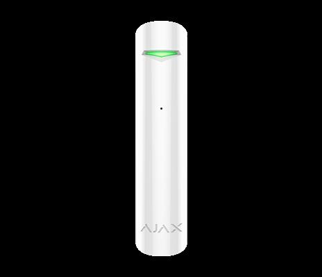 AJAX GlassProtect Glasbruchmelder - weiß