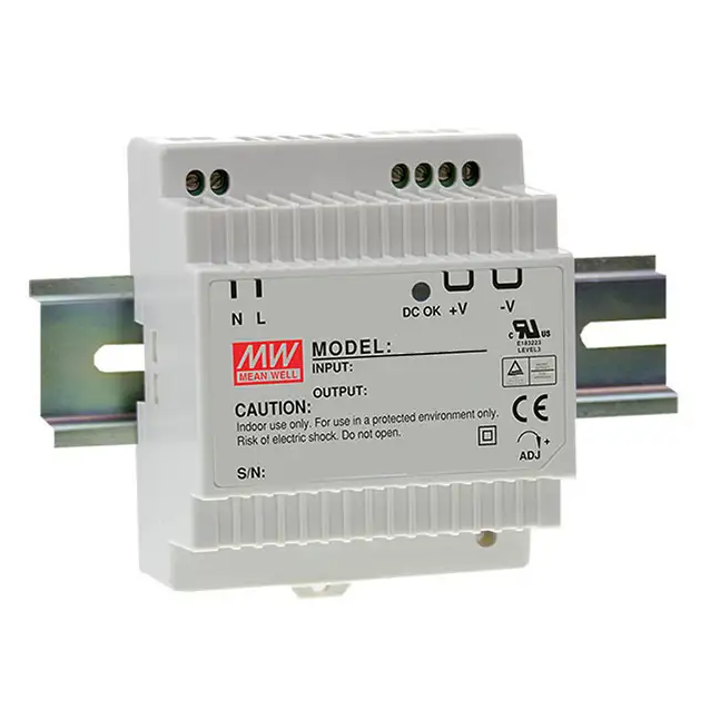 DC Hutschienentrafo 24V 2.5A für IP -Draht Module TM-2D01, 2IPM und VT1060 PoE Switch