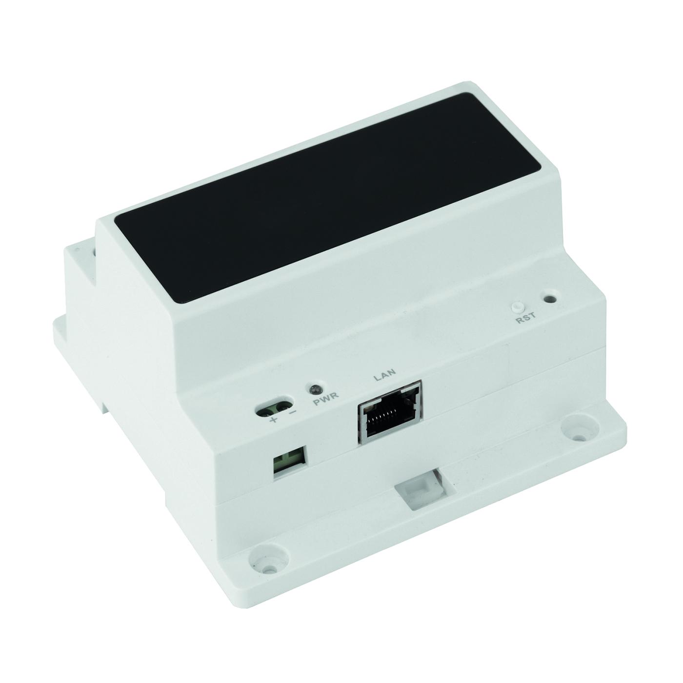 TURM IP Video Türsprechanlage 3 Klingeltaster Modul für Außenstation
