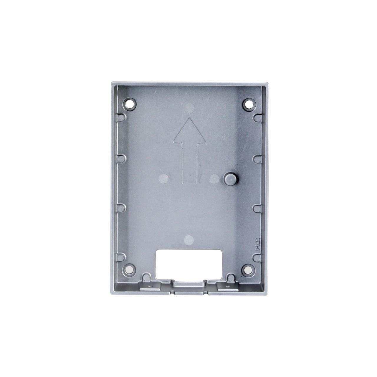 TURM IP Video Türsprechanlage Aufputz Einbaurahmen für die EFH Außenstation VT-AS02-K1