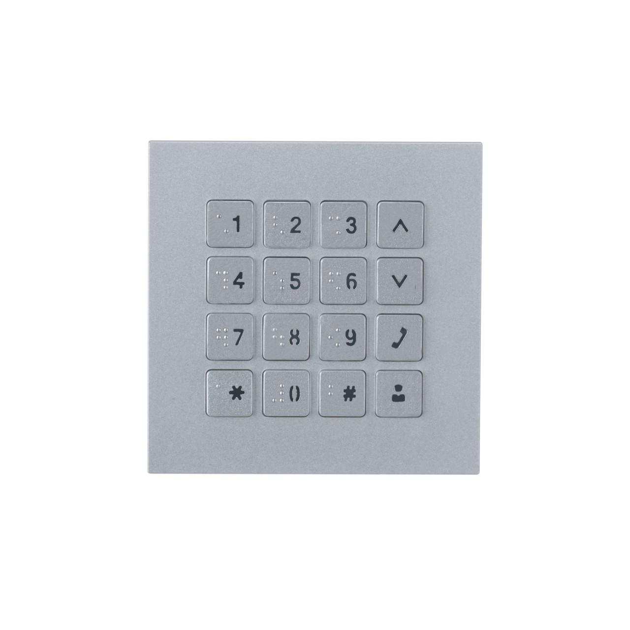 TURM IP Video Türsprechanlage Code Zutritt Modul für die Außenstation