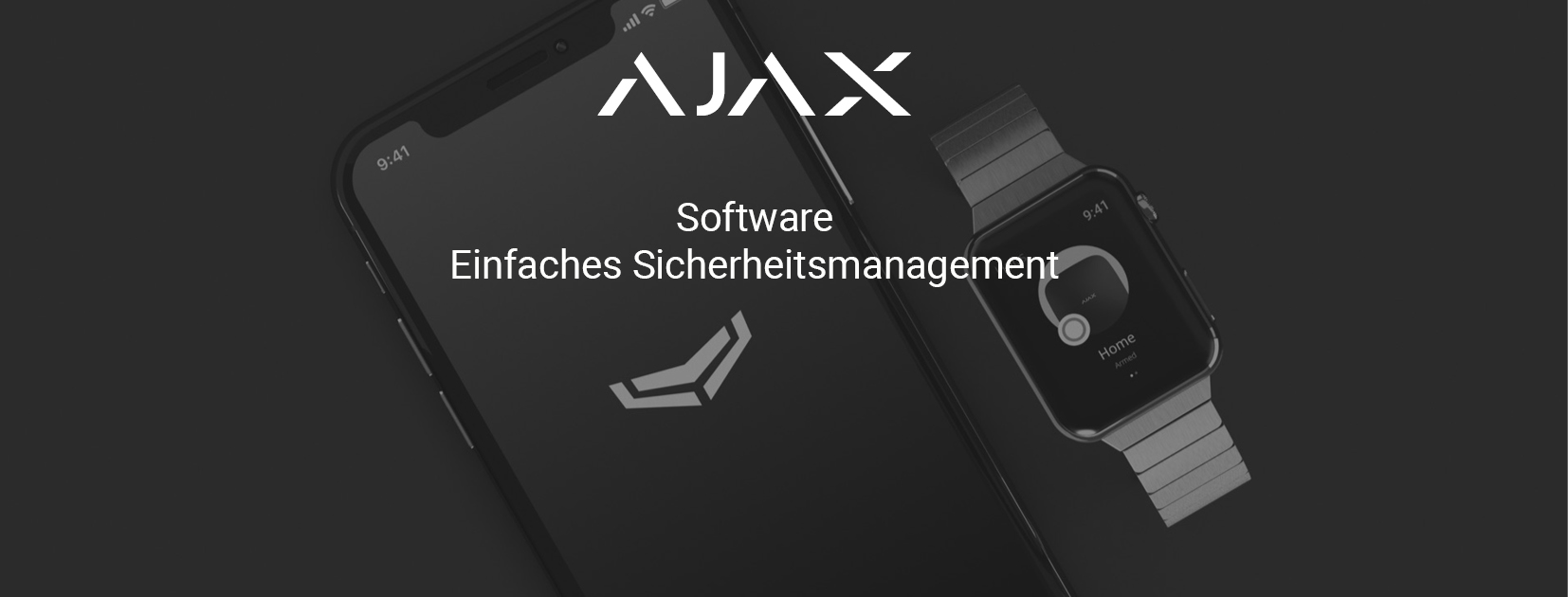 Ajax_alarmanlage-software